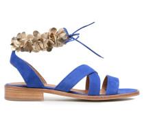 Frida Banana #5 Sandalen in blau