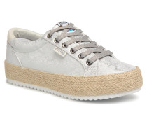 Caribe Espadrilles in silber