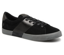 41166P Sneaker in schwarz