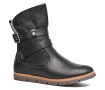 Gidge Stiefeletten & Boots in schwarz