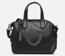 EASY CHAIN GO SATCHEL Handtasche in schwarz