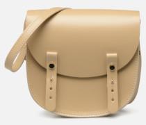 MINI LUNE Handtasche in beige