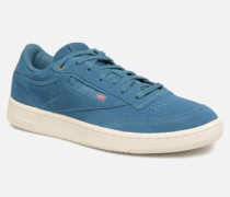 Club C 85 Montana Cans Collaboration Sneaker in blau