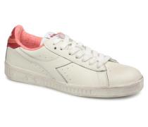 GAME L LOW JERSEY W Sneaker in weiß