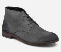 FLOW TOP Stiefeletten & Boots in grau
