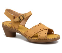 Aqua N5325 Sandalen in gelb