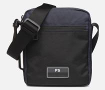 FLIGHT BAG Herrentasche in blau