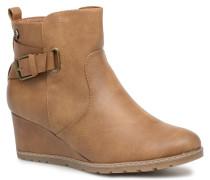 63877 Stiefeletten & Boots in braun