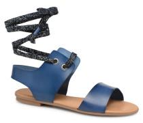 SANDBEACH Sandalen in blau