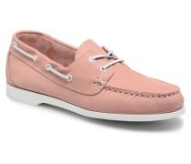PietraE7466 Schnürschuhe in rosa