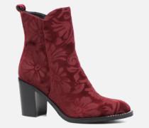 Belinda Stiefeletten & Boots in weinrot