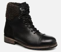 MELTING WARM Stiefeletten & Boots in schwarz