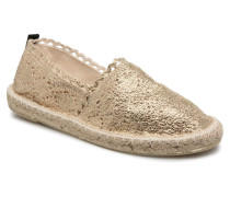 Lara Espadrilles in goldinbronze