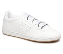 Courtset Blod Sneaker in weiß