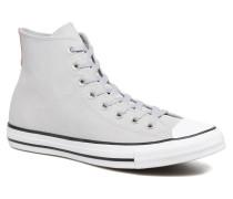 Chuck Taylor All Star Fashion Leather Hi Sneaker in grau