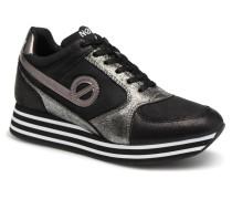 Parko Jogger Sneaker in schwarz