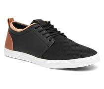 SEIDEMAIN 92 Sneaker in schwarz