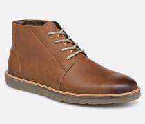 Grandin Mid Stiefeletten & Boots in braun