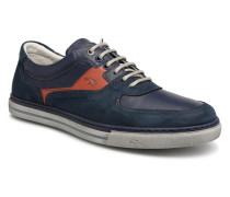 Quebec 9695 Sneaker in blau