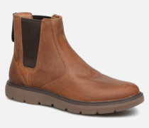 Un Map Up Stiefeletten & Boots in braun