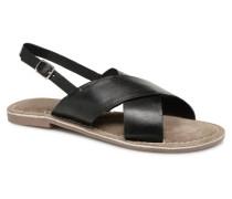 Pallas Sandalen in schwarz
