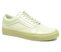 Old Skool W Sneaker in grün