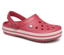 Crocband W Clogs & Pantoletten in rosa