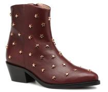 OCHO Stiefeletten & Boots in weinrot
