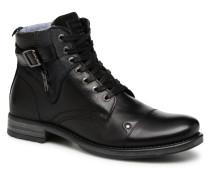 Yero Stiefeletten & Boots in schwarz