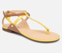 2GENIE Sandalen in gelb