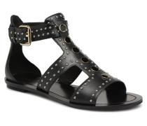 Az Sandalen in schwarz