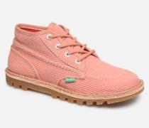 Neotreck Stiefeletten & Boots in rosa
