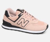 WL574 Sneaker in rosa
