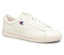 3a5b8f4d05ec32 Low Cut Shoe 919 LOW PATCH LEATHER Sneaker in weiß. Champion