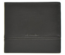 JULES Portebillets 2 poches Portemonnaies & Clutches für Taschen in schwarz