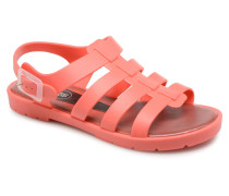 Kibeach Sandale Sandalen in orange