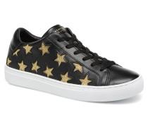 Side Street Star Sneaker in schwarz