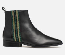 Busy Girl Bottines Plates #5 Stiefeletten & Boots in schwarz
