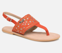 Moost Sandalen in orange