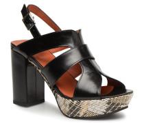 Byr 721 Sandalen in schwarz