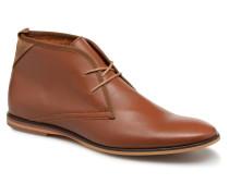 Swan Boots Stiefeletten & in braun