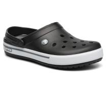 Crocband II.5 Clog Sandalen in schwarz