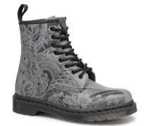 1460 W Stiefeletten & Boots in grau