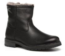 Leonardo Stiefeletten & Boots in schwarz