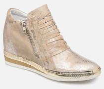 Funiba Sneaker in goldinbronze
