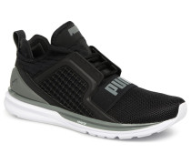 Limitless Knit Sneaker in schwarz