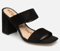 Delaney Clogs & Pantoletten in schwarz