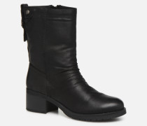 REINA 58564 Stiefeletten & Boots in schwarz