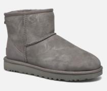 W Classic Mini II Stiefeletten & Boots in grau