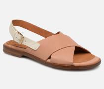 Wan Sandalen in beige